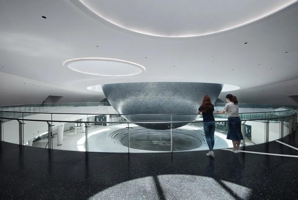 上海天文馆开放!全球最大,耗资6亿,比期待的更惊艳